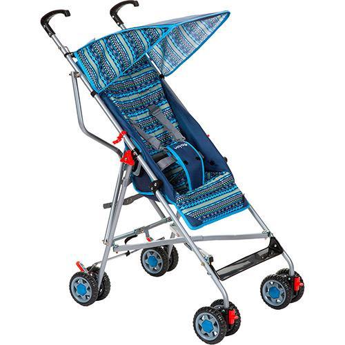 Carrinho de Bebe Voyage Umbrella Slim Azul
