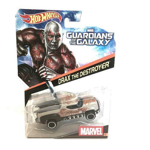 Carrinho Hot Wheels Drax The Destroyer Matbdm71/cgd57 Mattel