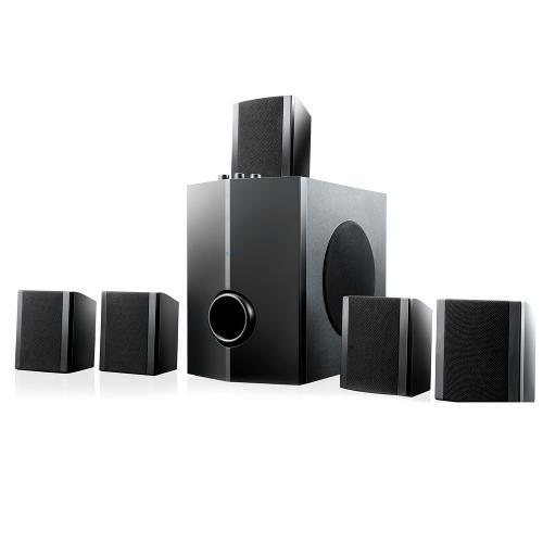 Home Theater Multilaser Sp087 40 W Rms 5.1