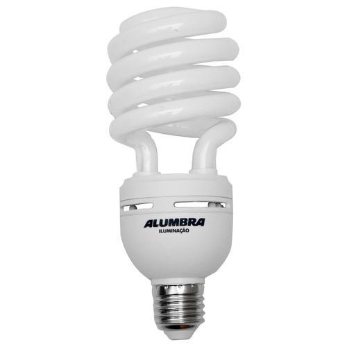Lâmpada Alumbra Fluorescente Espiral 30w 6400k 220v - 5756