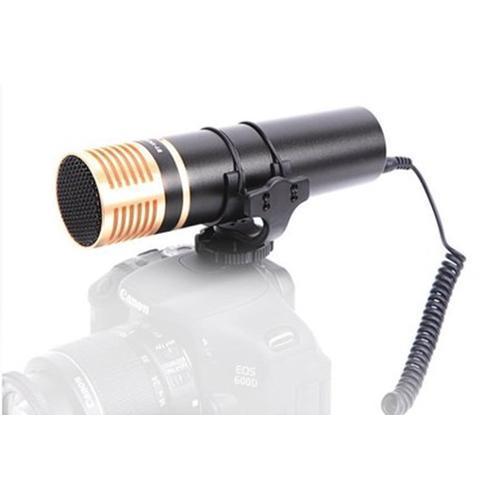 Microfone Condensador Estéreo Dslr Worldview