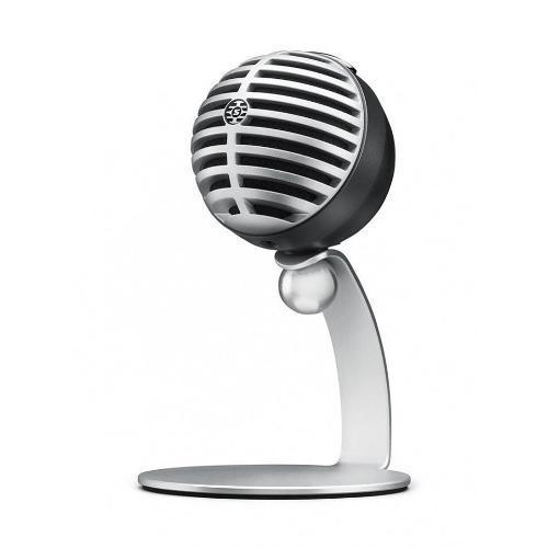 Microfone Condensador Digital Mv5-ltg Shure