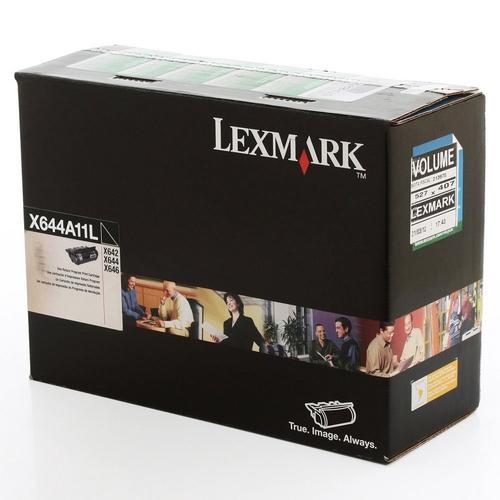 Toner Lexmark Preto X644a11l
