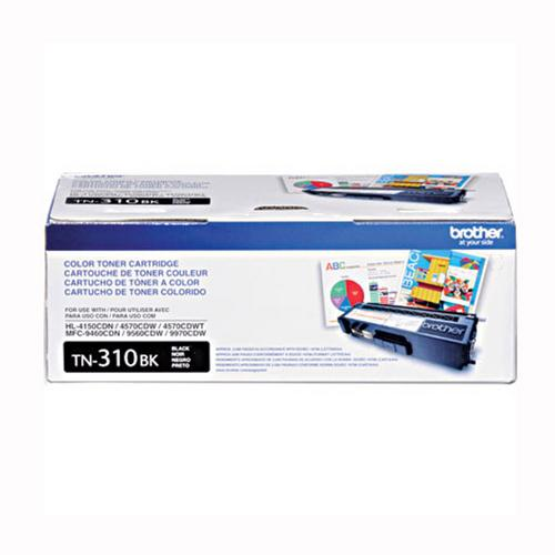 Toner Brother Preto Tn-310bk