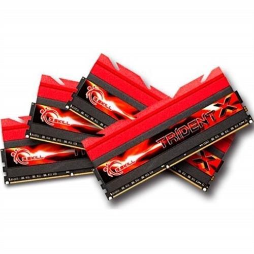 Memória Ram 16gb Kit(4x4gb) Ddr3 2400mhz F3-2400c10q-16gtx G.skill