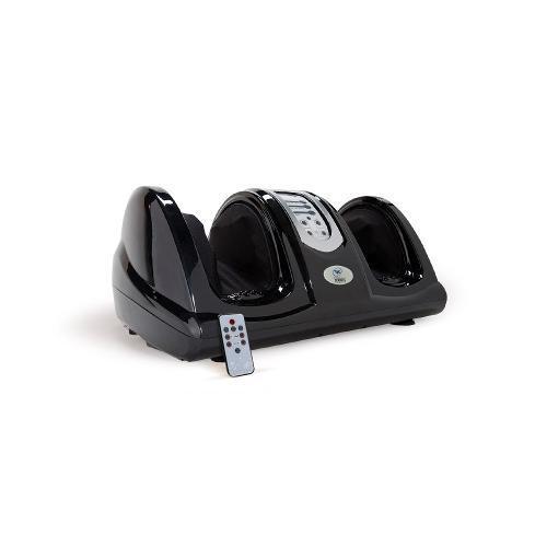 Massageador para os Pés Foot Massager Plus Bivolt Preto Relaxmedic Rm-fm01p