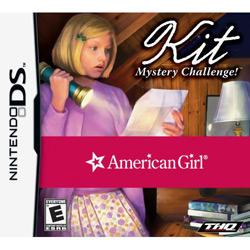 Jogo American Girl Kit Mystery Challenge - Nds - Thq