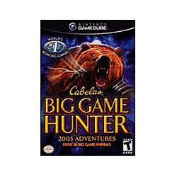 Jogo Cabelas Big Hunter - Game Cube - Activision