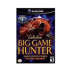 Jogo Cabelas Big Hunter - Game Cube - Activision