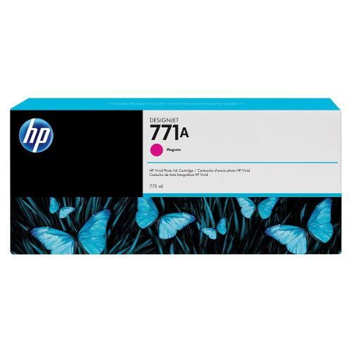 Cartucho Hp 771a 775ml Ciano B6y20a