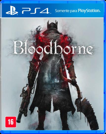 Jogo Bloodborne - Playstation 4 - Sieb