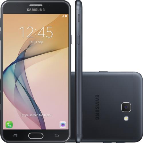 Celular Smartphone Samsung Galaxy J7 Prime G610 32gb Preto - Dual Chip